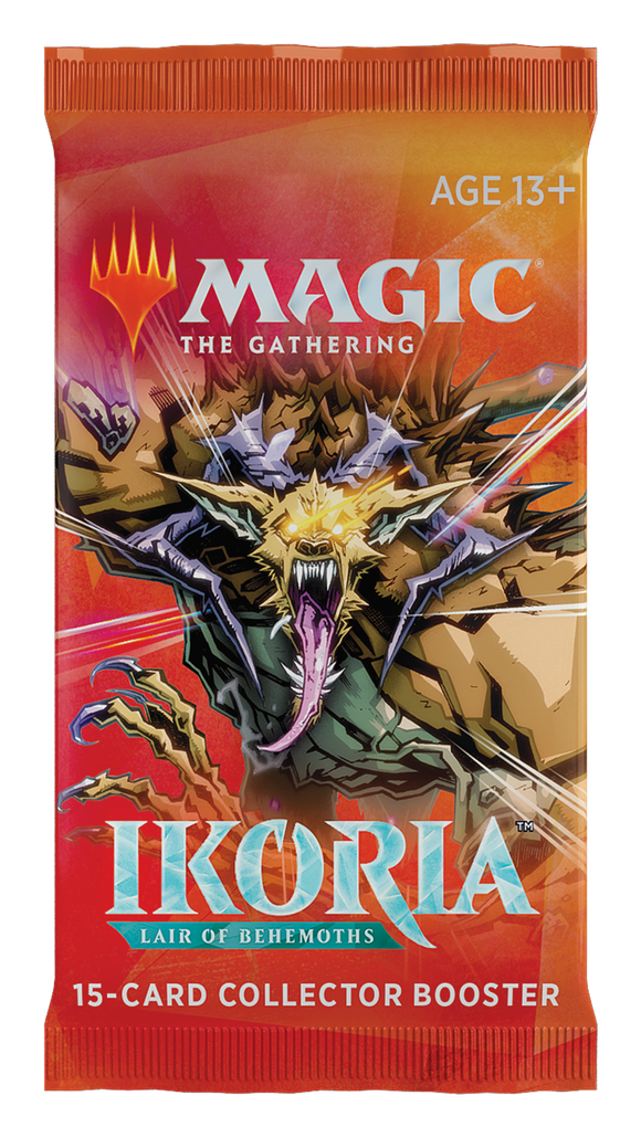 Ikoria Lair of Behemoths Collector Booster