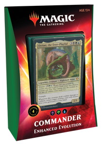 Enhanced Evolution - Ikoria: Lair of Behemoths Commander 2020 Deck