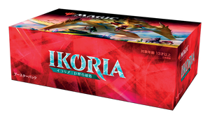 Magic the Gathering Japanese Ikoria Booster Box