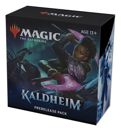 Magic: The Gathering Kaldheim Prerelease Pack-Wizards Of The Coast-Athena Games Ltd