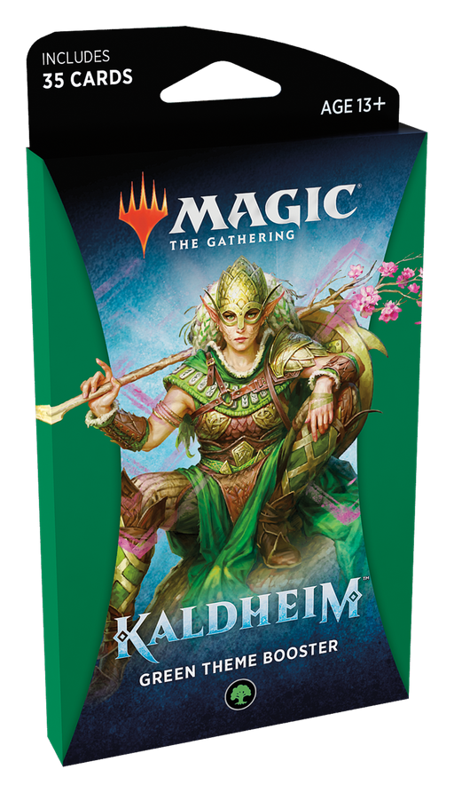 Magic The Gathering Kaldheim Theme Booster-Wizards Of The Coast-Athena Games Ltd