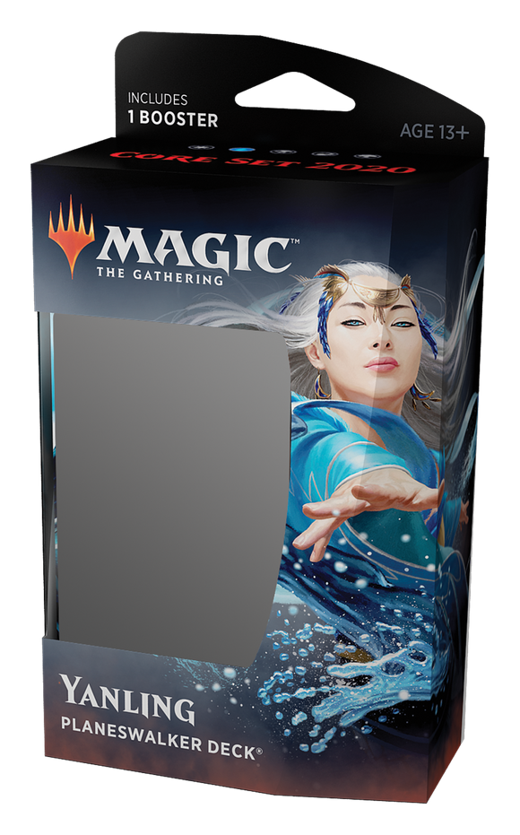 Magic the Gathering Core Set 2020 Planeswalker Deck - Yanling