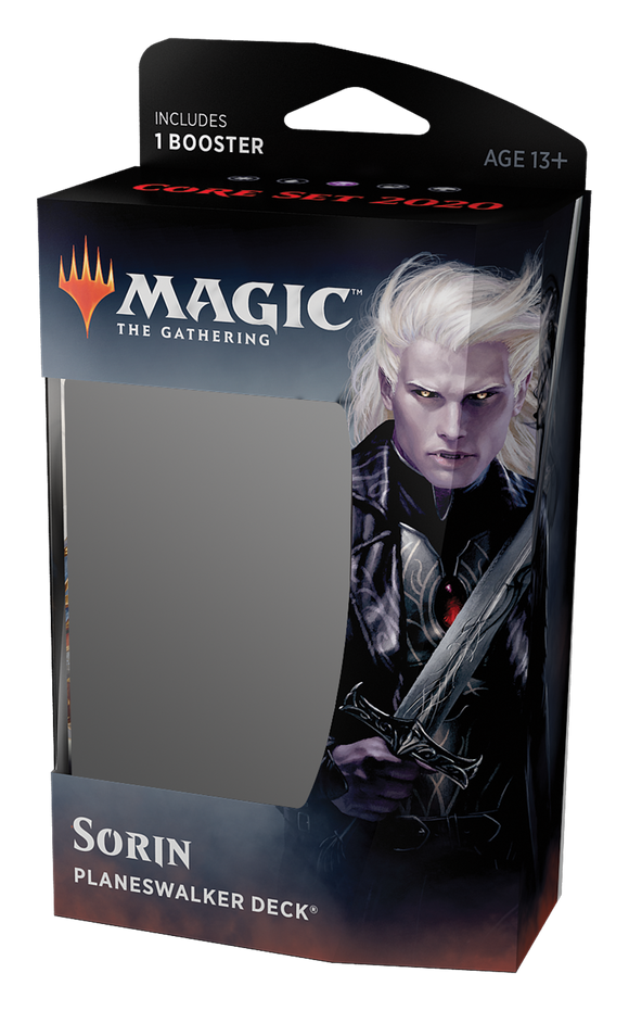 Magic the Gathering Core Set 2020 Planeswalker Deck - Sorin