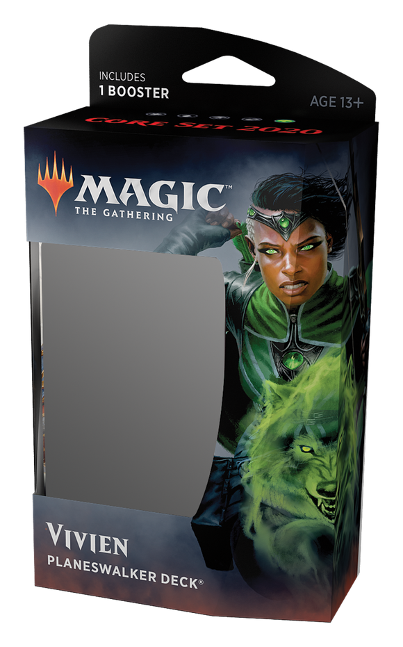 Magic the Gathering Core Set 2020 Planeswalker Deck - Vivien
