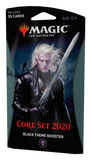 Magic the Gathering Core Set 2020 Theme Booster - Black