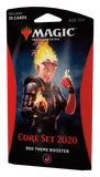 Magic the Gathering Core Set 2020 Theme Booster - Red