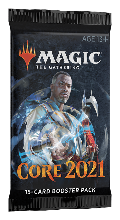 Magic the Gathering Core Set 2021 Booster Pack
