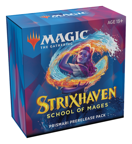 Magic: The Gathering Strixhaven Prerelease Pack + 2 Strixhaven Draft Boosters-Hosted By Athena Games-Athena Games Ltd