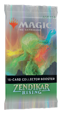 Magic The Gathering Zendikar Rising Collector Booster