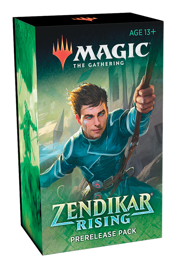 Zendikar Rising At Home Prerelease - Magic the Gathering