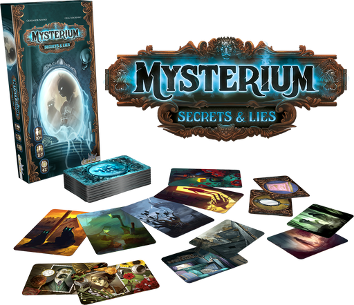 Mysterium: Secrets & Lies-Board Games-Athena Games Ltd
