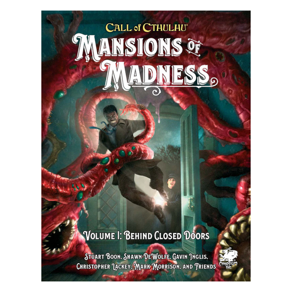 Call of Cthulhu Mansions of Madness Vol. 1: Behind Closed Doors