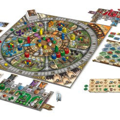 Merlin-Board Games-Athena Games Ltd