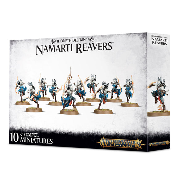 Namarti Reavers Box Art