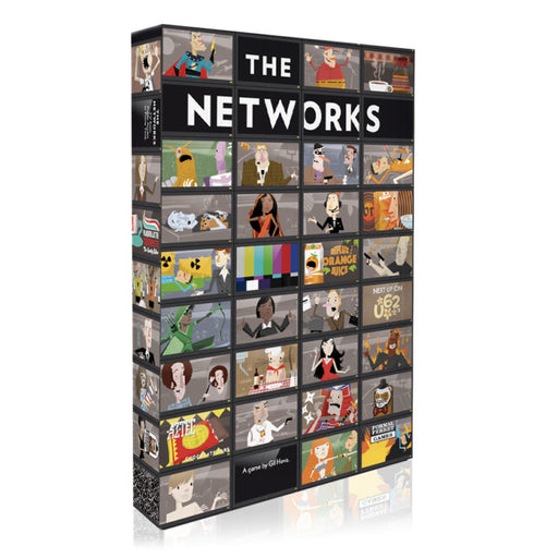 The Networks-Formal Ferret Games-Athena Games Ltd
