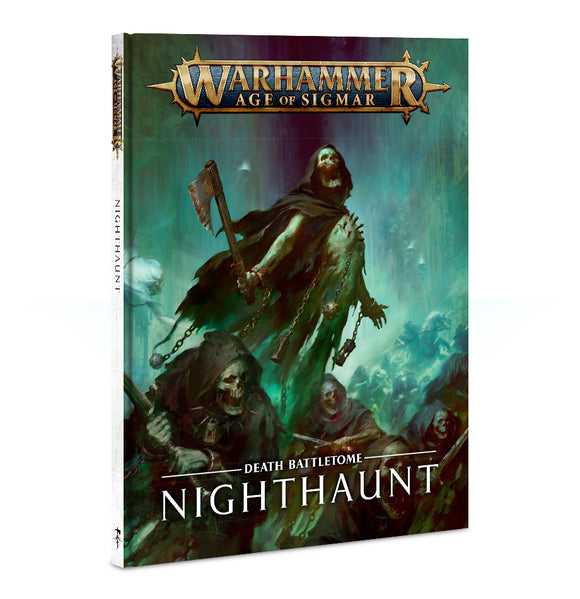 Battletome Nighthaunt Hardback