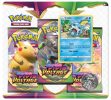 Pokemon Sword & Shield Vivid Voltage 3-Pack Blister - Sobble