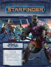 Starfinder The Diaspora Strain (Signal of Screams 1 of 3)