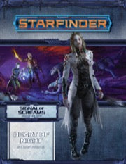 Starfinder Heart of Night (Signal of Screams 3 of 3)