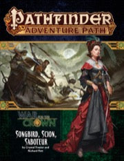 Pathfinder Songbird, Scion, Saboteur
