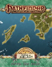 Pathfinder Ruins of Azlant Poster Map Folio