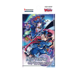 Cardfight!! Vanguard Butterfly d'Moonlight V-BT09 Booster Pack