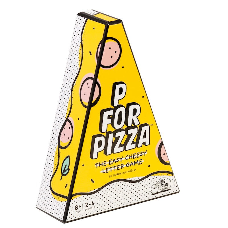 P for Pizza Board Game