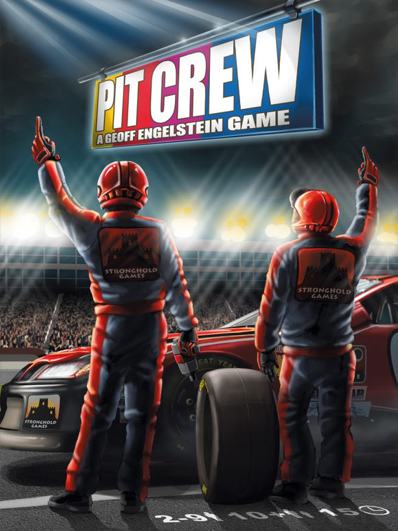 Pit Crew-Board Games-Athena Games Ltd
