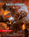 D&D Player's Handbook 5th Edition Front Cover
