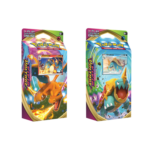 Pokemon Sword & Shield Vivid Voltage Theme Deck