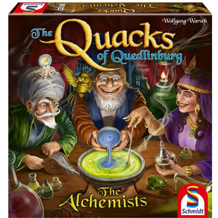 The Quacks of Quedlinburg: The Alchemists Expansion Box