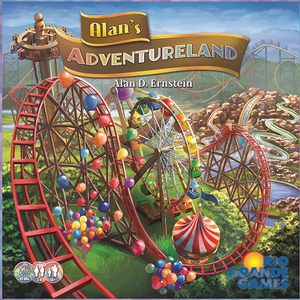 Alan's Adventureland-Board Games-Athena Games Ltd