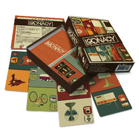 Retro Loonacy-Board Games-Athena Games Ltd