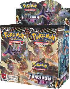 Picture of Pokemon Sun & Moon Forbidden Light Booster Box