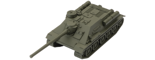 SU-100 - World of Tanks Expansion