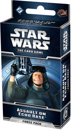 Assault On Echo Base: Star Wars Living Card Game-Fantasy Flight Games-Athena Games Ltd