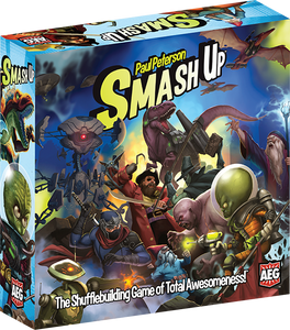 Smash Up Base Set Box Art