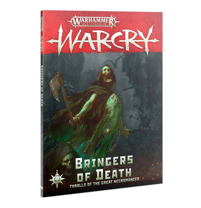 Warcry: Bringers of Death-Games Workshop-Athena Games Ltd