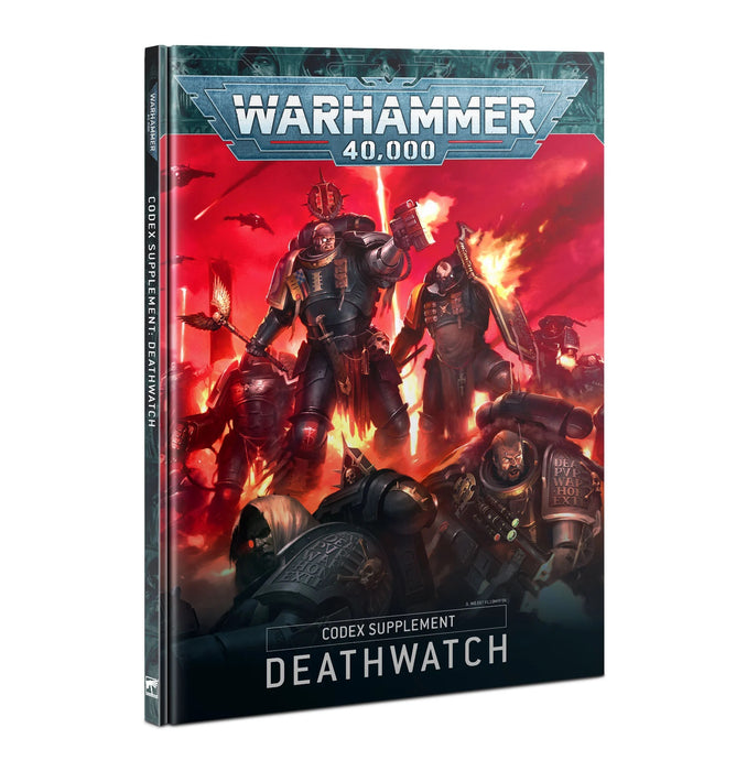 Codex: Deathwatch (Hardback)-Games Workshop-Athena Games Ltd