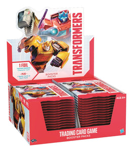 Transformers Trading Card Game Booster Box