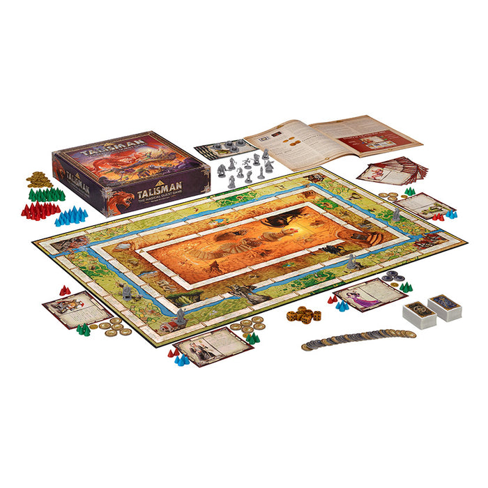 Talisman: Revised 4th Edition-Board Games-Athena Games Ltd