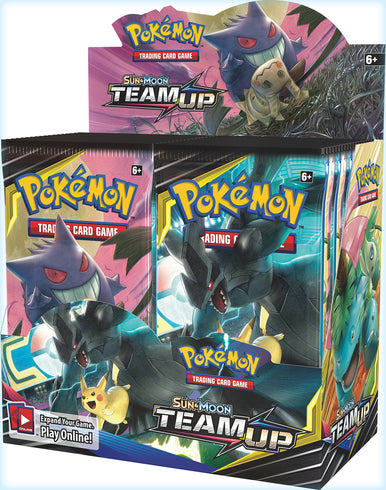 Pokemon TCG: Sun & Moon 9 Team Up Booster Box