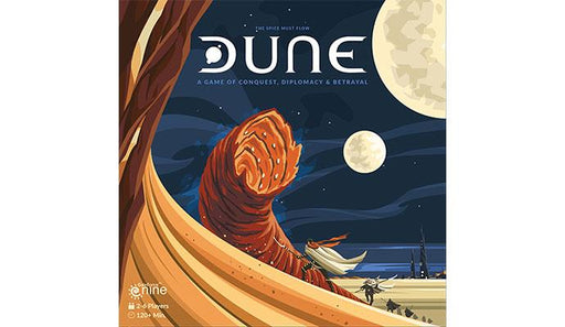 Dune Board Game-Gale Force Nine-Athena Games Ltd