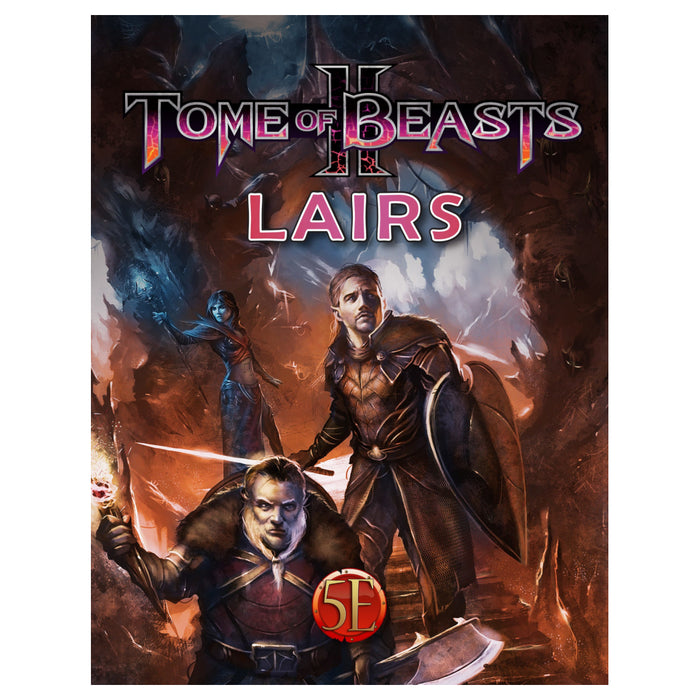 Tome of Beasts 2 Lairs (5E)