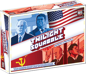Twilight Squabble Board Game