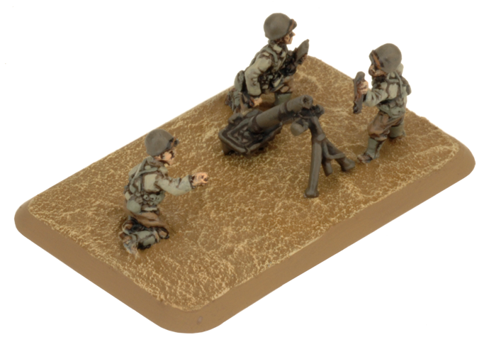 Mortar Platoon - Flames Of War
