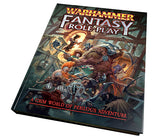 Warhammer Fantasy Rulebook (4th Edition) Cover Slant