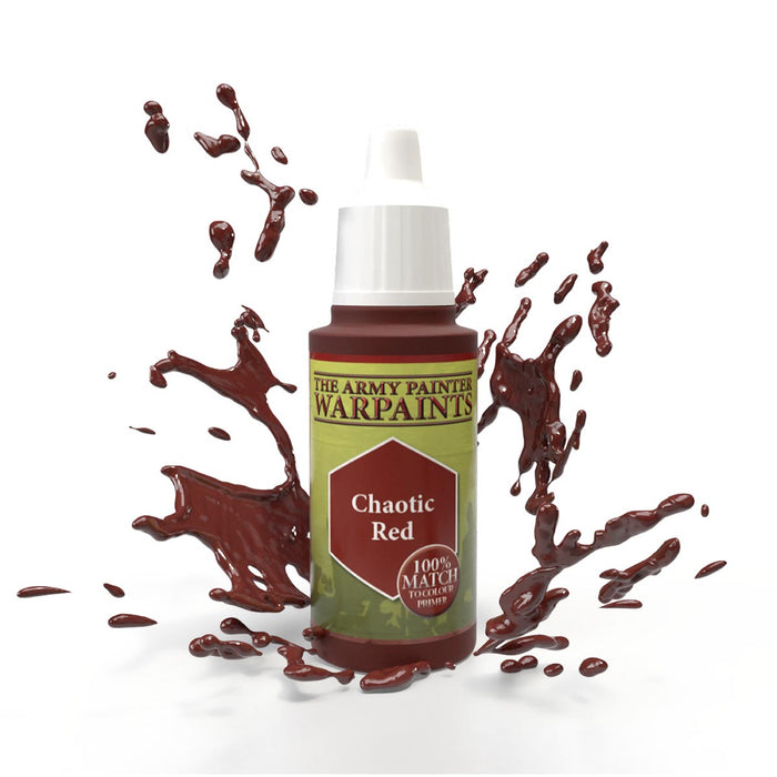 Acrylics Warpaints - Chaotic Red