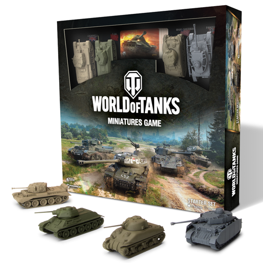 World of Tanks Miniature Game - Core Game