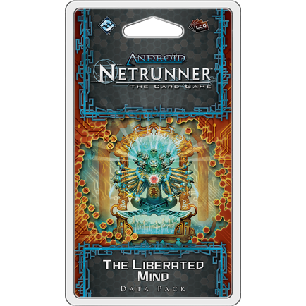 Android Netrunner The Liberated Mind Data Pack